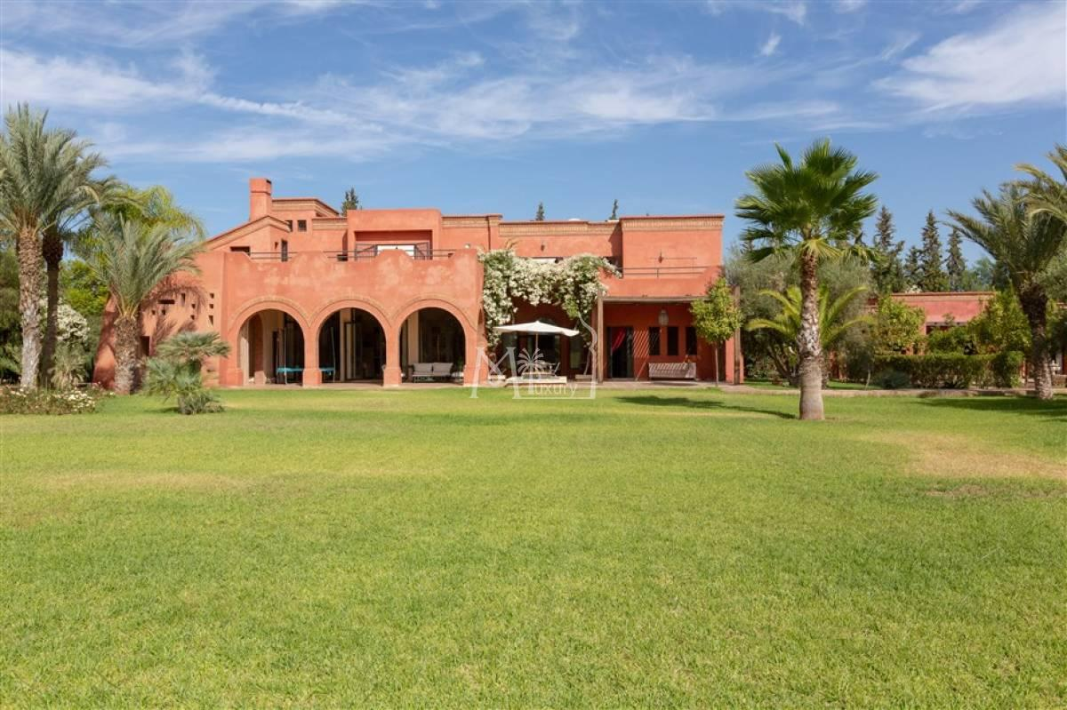 Villa de prestige Route de Tahanaout