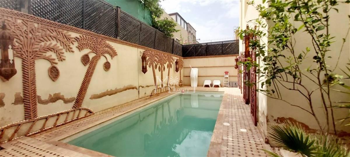 Villa 5 chambres à vendre targa