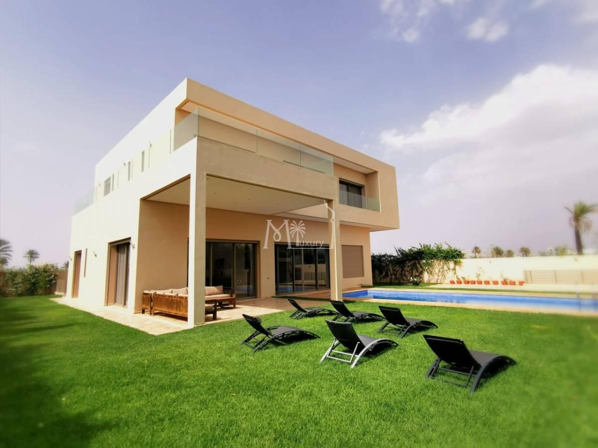 Belle villa 7 ch amelkis golf piscine