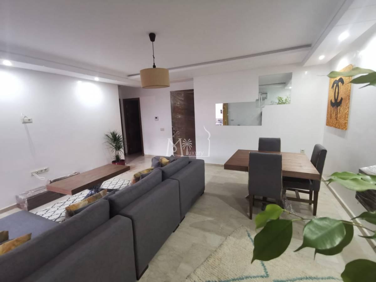 Joli appartement neuf à vendre Guéliz