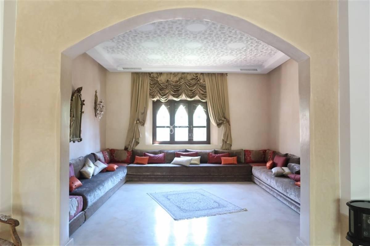 Jolie villa à vendre Agdal
